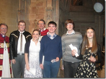 Youth Confirmation (April 2011)