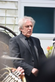 Diamond Jubilee Concert - Percussionist 01