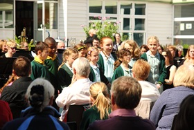 Diamond Jubilee Concert - School Choir 02