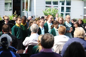 Diamond Jubilee Concert - School Choir 04