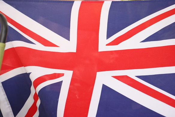 Diamond Jubilee Concert - Union Flag