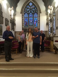 Wedding Rehearsal (July 2015) 002