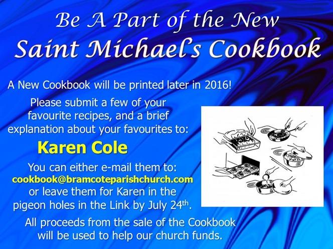 CookBook Advert (2016)