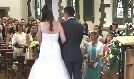 Couple in Church 01