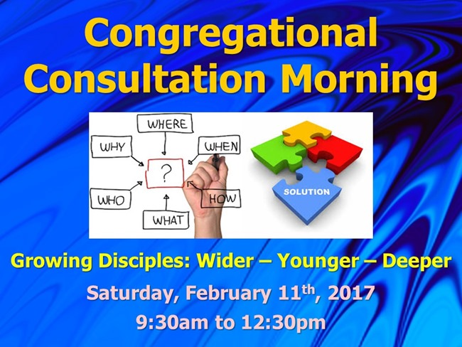 Congregational Meeting (2017)