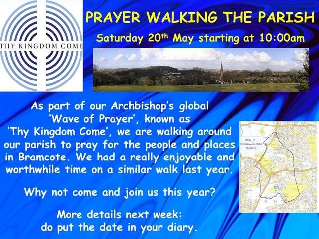 Prayer Walk (2017)