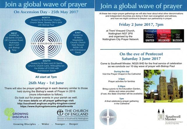 Wave of Prayer (2017)