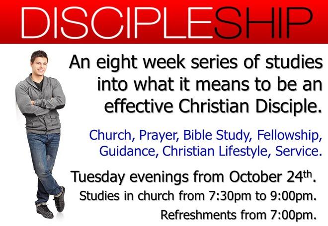 Discipleship Course (2017) Poster