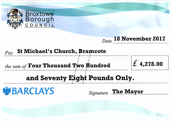 Broxtowe Disabled Access Grant