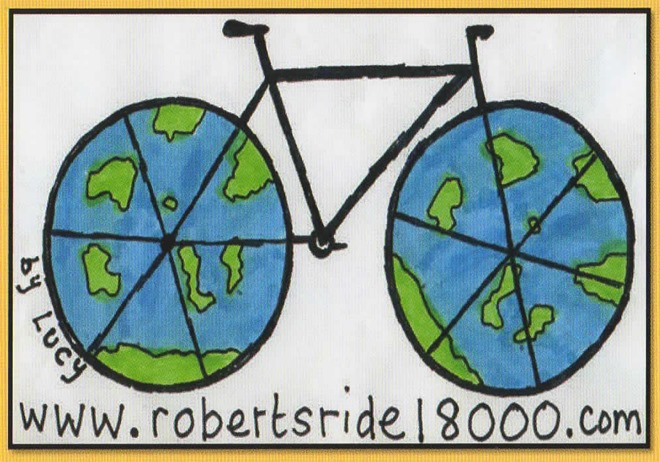 Robert's Ride Logo