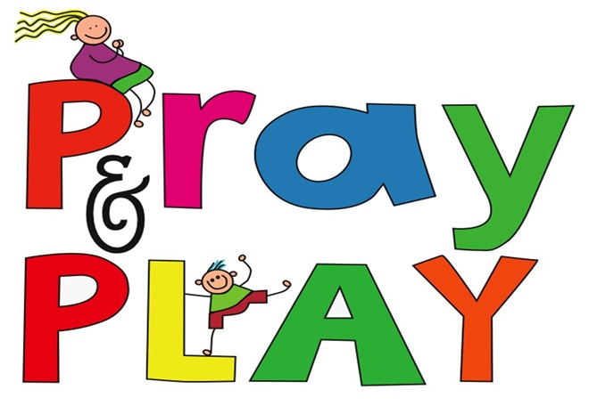 Pray and Play Logo