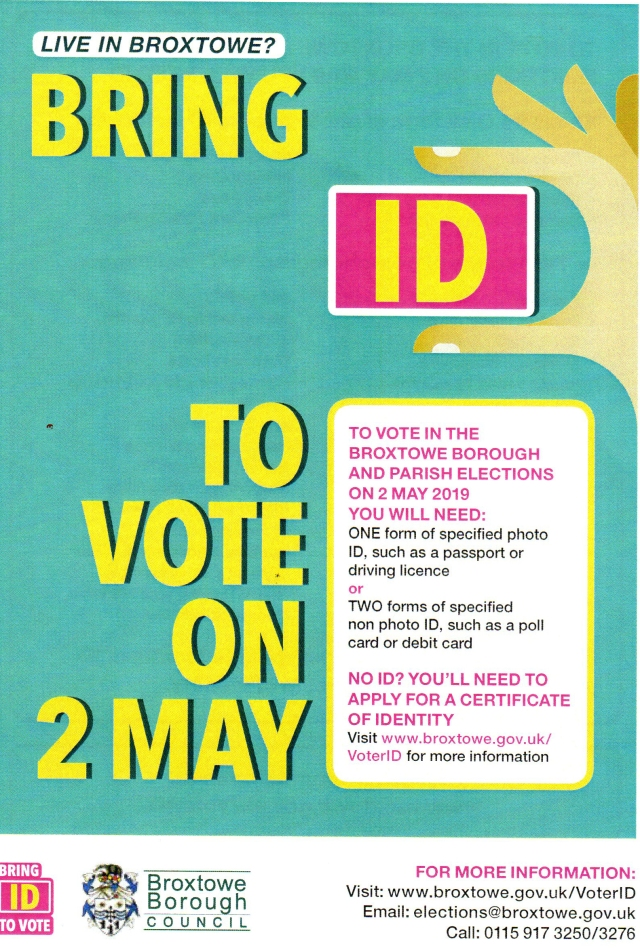 Bring Voting ID (2019)
